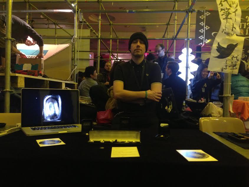 John Wild at transmediale 2014 Berlin