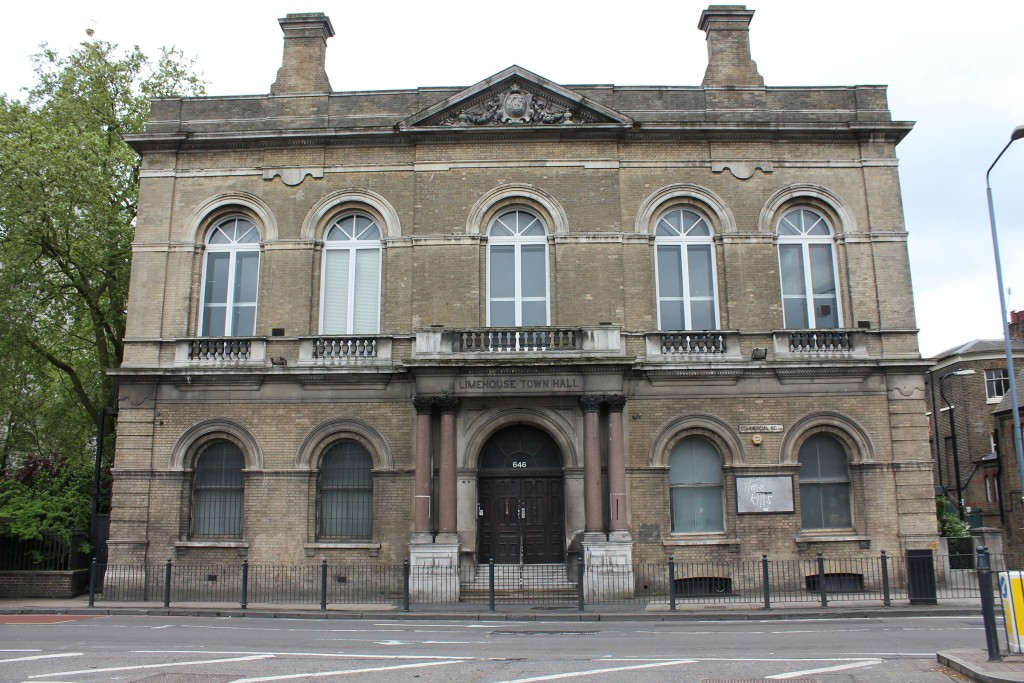 Figure 6 - Limehouse Town Hall